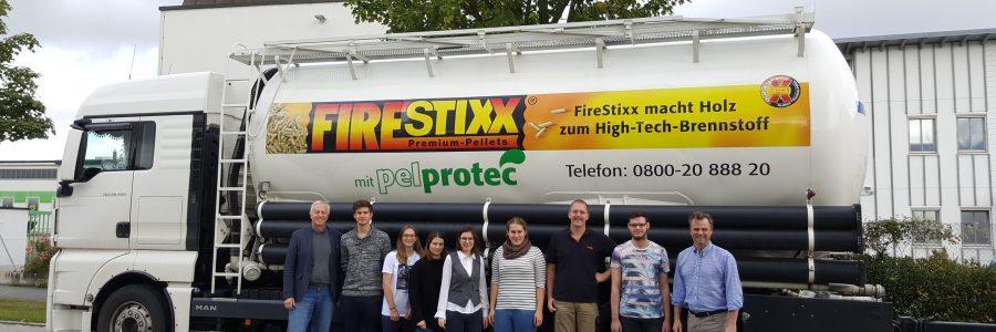 Unserer neue Verstärkung bei FireStixx