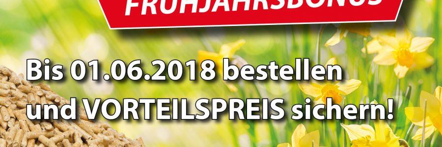 FireStixx Frühjahrs-Aktion 2018